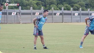 Adaptado, Zeca fala sobre o começo de temporada no Vasco - Adaptado, Zeca fala sobre o começo de temporada no Vasco
