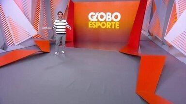 Veja o Globo Esporte SP de terça-feira (06/04) - Veja o Globo Esporte SP de terça-feira (06/04)