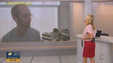 Daniel Scola comenta necessidade de vacinar professores para retorno das aulas presenciais - Assista ao vídeo.