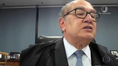 STF começa a julgar a proibição de missas e cultos durante a pandemia - Ministro Gilmar Mendes foi único a votar hoje e fez duras críticas à AGU e à PGR