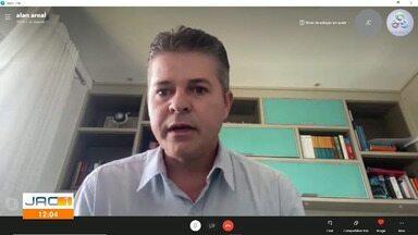 Médico infectologista Alan Areal fala sobre importância da vacinação contra a Covid-19 - Médico infectologista Alan Areal fala sobre importância da vacinação contra a Covid-19