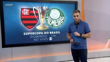 Globo Esporte DF - 10/04/2021 - na íntegra - Globo Esporte DF - 10/04/2021 - na íntegra