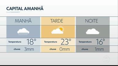 Terça-feira será mais fria e com predomínio de nuvens - Semana terá pouca chuva na Grande São Paulo.