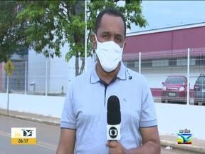 Confira os números da Covid-19 em Balsas - Repórter Gil Santos apresenta na manhã desta quinta-feira (15) os números do novo coronavírus no município.
