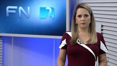 FN2 - Edição de Quarta-feira - 14/04/2021 - Hospitais do Oeste Paulista relatam escassez de insumos para intubação de pacientes. Funcovid recebe doações para enfrentamento do novo coronavírus em Pres. Prudente. Estado anuncia datas de vacinação contra a Covid para idosos de 60 a 64 anos.