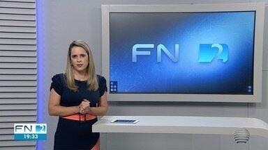 FN2 - Edição de Sexta-feira - 16/04/2021 - Estado libera abertura do comércio na fase de transição do Plano São Paulo. Especialistas apontam que automedicação pode levar a um tempo maior de hospitalização. Escassez de medicamentos causa preocupação na Santa Casa de Dracena.