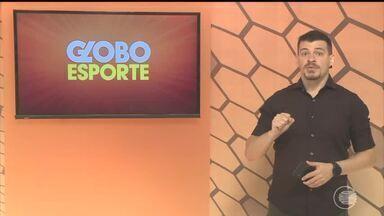 Globo Esporte de terça (20) - 20/04/2021, na íntegra - Globo Esporte de terça (20) - 20/04/2021, na íntegra