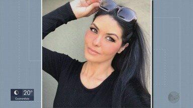 Ex-miss e empresária de 38 anos morre após complicações da Covid-19 em Poços de Caldas - Ex-miss e empresária de 38 anos morre após complicações da Covid-19 em Poços de Caldas