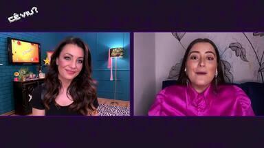 Cê Viu? 24/04 - íntegra - Cecília fala sobre um ano de quarentena em entrevista com a influenciadora Tatah Favero
