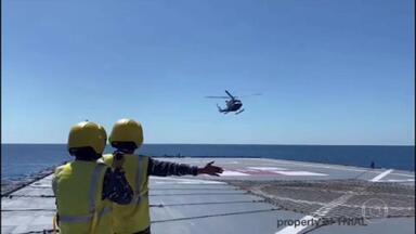 Indonésia confirma morte de tripulantes do submarino desaparecido - Destroços do submarino estariam a 850 metros de profundidade