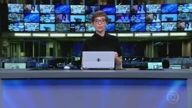 Jornal da Globo, Edição de sexta-feira, 30/04/2021 - As notícias do dia com a análise de comentaristas, espaço para a crônica e opinião.