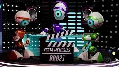 Confira como foi a Festa 'Memórias' do BBB21 - Confira como foi a Festa 'Memórias' do BBB21