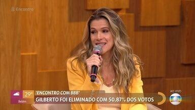 Ingrid Guimarães lamenta saída de Gil na reta final do 'BBB21' - Atriz exalta trajetória do economista, que foi marcada pela intensidade