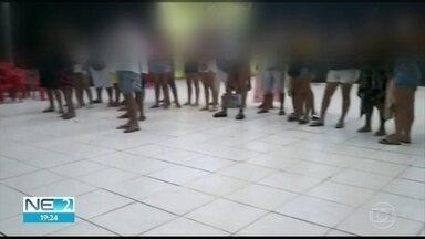 Procon interrompe festa clandestina em Jaboatão dos Guararapes - De acordo com o procon, mais de 40 pessoas estavam na festa clandestina. Todos foram encaminhados para delegacia de Prazeres.