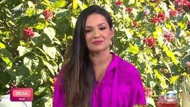 Juliette conta que ainda não conseguiu dormir após a final do 'BBB21' - Paraibana cita frase de Guimarães Rosa para expressar pesar pela morte de Paulo Gustavo