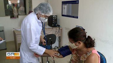 Faculdade em Petrolina realiza ação social no Dia do Uso Racional de Medicamentos - Vários serviços de saúde foram oferecidos gratuitamente para a população