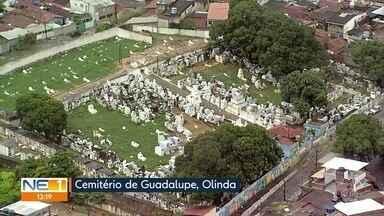 Moradores dizem que não há espaço para enterros nos cemitérios públicos de Olinda - Além da dor da perda, a angústia das famílias agora é para encontrar um lugar para enterrar o parente na cidade de Olinda.
