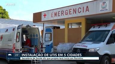 Instalação de UTIs deve acontecer em cinco cidades do interior do AM - Secretário de Saúde diz que projeto terá início em Parintins