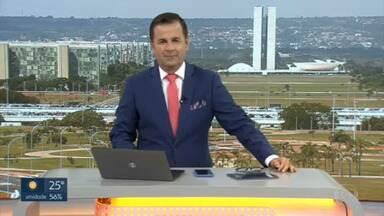 DF1 - Edição de sábado, 08/05/2021 - Governador Ibaneis Rocha prevê início das aulas presenciais na rede pública entre junho e julho. Confira as principais notícias do dia.