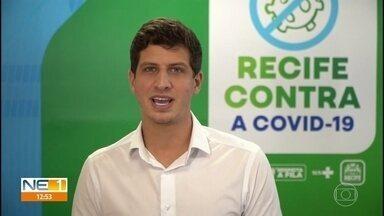 Pessoas com deficiência cadastradas no BPC podem agendar vacina contra Covid-19 no Recife - Prefeito João Campos anunciou nesta segunda-feira (10) a ampliação