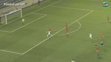 Inter perde por 2 a 0 para o São Paulo no Campeonato Brasileiro Feminino - Veja os gols da partida.