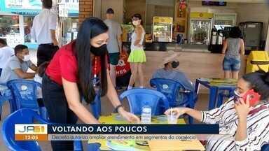 Prefeitura de Palmas amplia atendimento ao público no comércio; veja o que muda - Prefeitura de Palmas amplia atendimento ao público no comércio; veja o que muda