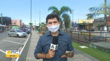 Em Cruzeiro do Sul, Saúde faz repescagem com pessoas com comorbidade para vacina - Em Cruzeiro do Sul, Saúde faz repescagem com pessoas com comorbidade para vacina contra Covid-19