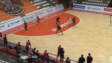 Catarinenses largam bem no Novo Futsal Brasil Feminino - Catarinenses largam bem no Novo Futsal Brasil Feminino