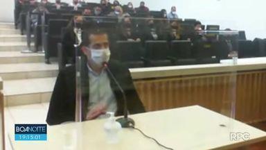 Luiz Felipe Manvailer é condenado pela morte de Tatiane Spitzner - Juri popular terminou no começo da noite desta segunda-feira.