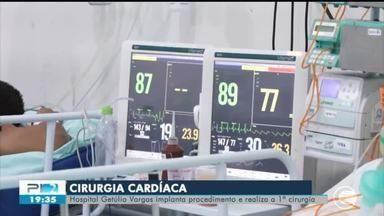 HGV volta a realizar cirurgias cardíacas para reduzir fila de espera - HGV volta a realizar cirurgias cardíacas para reduzir fila de espera