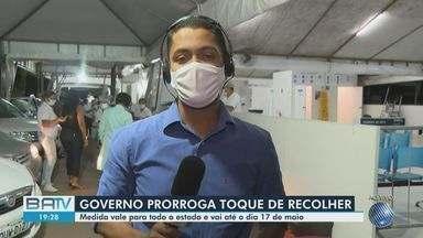 Bahia receberá novas doses da vacina contra Covid-19 na terça-feira - Mais de 60 mil doses do imunizante da Pfizer estão previstas para chegar.