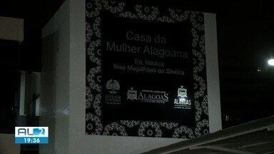 Casa da Mulher Alagoana começa a funcionar em Maceió - Local funciona como centro de apoio integrado para mulheres vítimas de violência.