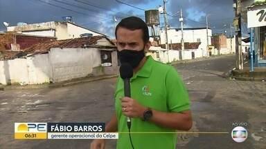 Furto de energia causa transtornos e é considerado crime - De janeiro a abril de 2021, foram identificadas 30 mil ligações cladestinas em todo o estado de Pernambuco. A energia furtada daria para atender 550 mil residências por 30 dias