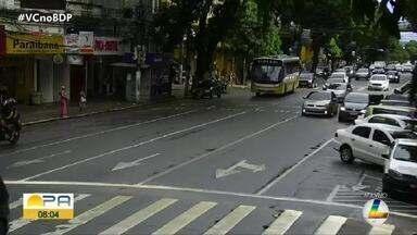 Quadro 'Radar' mostra o trânsito na região metropolitana de Belém - Radar.