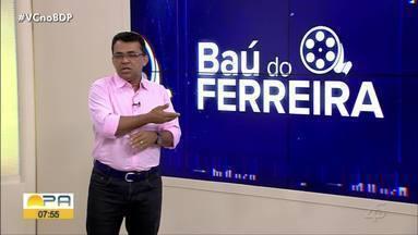 Baú do Ferreira - A figura emblemática de Manoel Ribeiro no Remo - Baú do Ferreira - A figura emblemática de Manoel Ribeiro no Remo
