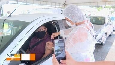 Jaboatão dos Guararapes começa vacinar um novo grupo de pessoas contra a Covid-19 - Estão sendo vacinados, no município, pessoas com deficiência, de 18 a 54 anos e que recebem o BPC.