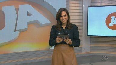 Assista a íntegra do Jornal do Almoço desta terça (11) - Assista ao vídeo.