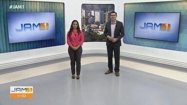 Jornal do Amazonas, segunda-feira, dia 10/05/2021 - Jornal do Amazonas, segunda-feira, dia 10/05/2021.