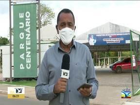Veja os números da Covid-19 em Balsas - Repórter Gil Santos fala na manhã desta quinta-feira (13) sobre os números do novo coronavírus no município.