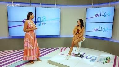 Joyce Tayná mostra novidade musical - Cantora conversa com Niara Meirele, solta a voz e fala sobre novo trabalho