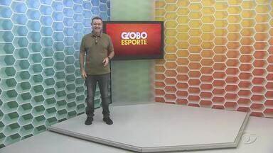 Confira o Globo Esporte-AL desta terça-feira (25), na íntegra - Destaques do esporte alagoano