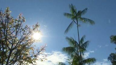 Sipam prevê terça-feira (25) com tempo nublado e possibilidade de chuva no Acre - Sipam prevê terça-feira (25) com tempo nublado e possibilidade de chuva no Acre