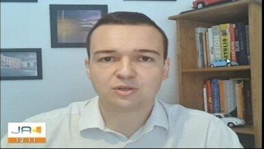Ânderson Silva comenta ações do governo para diminuir casos de Covid em SC - Ânderson Silva comenta ações do governo para diminuir casos de Covid em SC