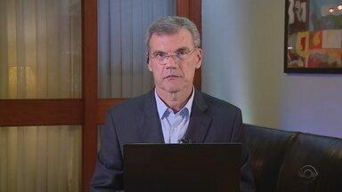 Assista a íntegra do RBS Notícias desta terça (25) - Assista ao vídeo.