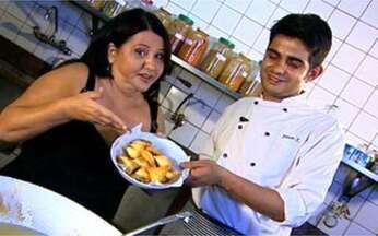 Mara Manzan apresenta a culinária indiana - O Video Show conversa com a atriz de Caminho das Índias sobre os quitutes do país.