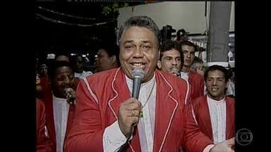 O compositor e intérprete Dominguinhos do Estácio morreu ontem, aos 79 anos. - Dominguinhos teve uma carreira de 50 anos no samba. Ele participou da conquista de 5 títulos no carnaval carioca.