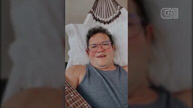 Ximbinha publica vídeo nas redes sociais comentando confusão envolvendo nome dele - Assista ao vídeo.
