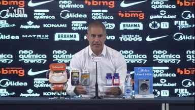 Sylvinho quer resgatar DNA do Corinthians - Sylvinho quer resgatar DNA do Corinthians