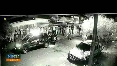 Homem é preso após atropelar guarda municipal em Londrina - Equipes da GM estavam fiscalizando aglomeração quando ocorreu o acidente.