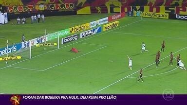 Sport perde para o Atlético-MG pela Série A do Brasileiro - Sport perde para o Atlético-MG pela Série A do Brasileiro